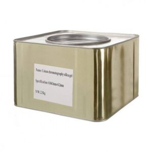 Silica Gel 60 Extra Fine 0.063 – 0.2mm. 2,5kg.