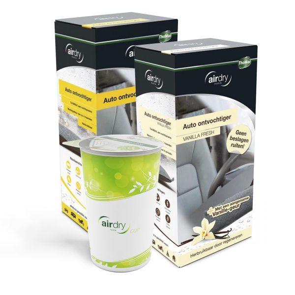 Geschenkset AirDry Vanilla Green