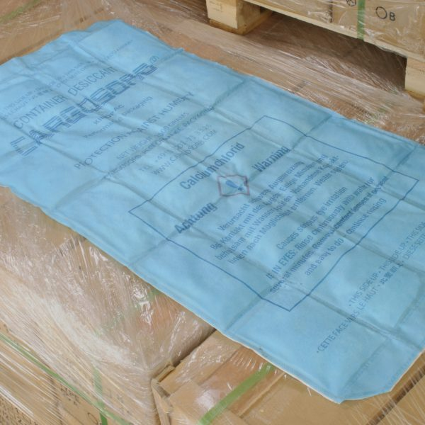 CARGOSORB blanket on container