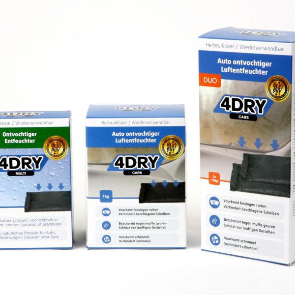 4Dry dehumidifier